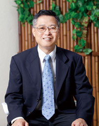 Clement C. P. Chang, Founder of Tamkang University